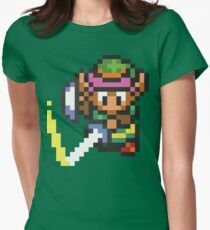A Link To The Past Womens Fitted T-Shirt