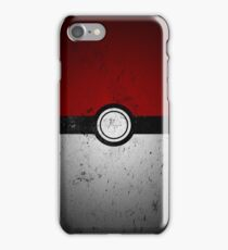 Gotta Catch 'Em All! iPhone Case/Skin