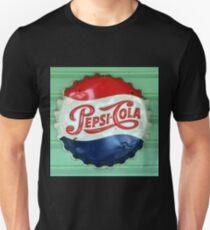 Pepsi Bottle Cap Unisex T-Shirt
