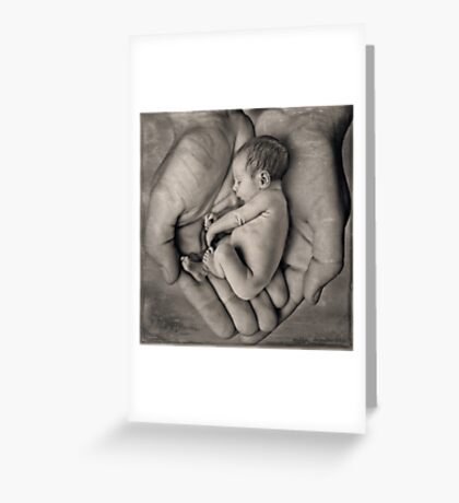Handle with Care Greeting Card