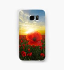 pOppy Samsung Galaxy Case/Skin