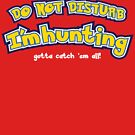 Do not disturb - hunting pokemon by VancityFilming