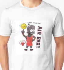 AIR BART CHICAGO BULLS Unisex T-Shirt