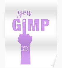 You Gimp Poster