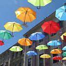 Walking under the rainbow by Elena Skvortsova