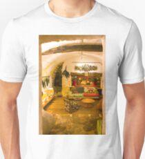 Vintage interior in Provence du Var, France T-Shirt