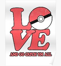Poke-Love #2 Poster