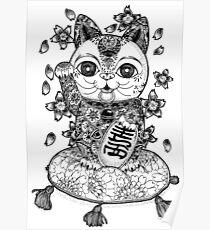 Maneki Neko  Poster