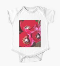 Red Tulips Kids Clothes