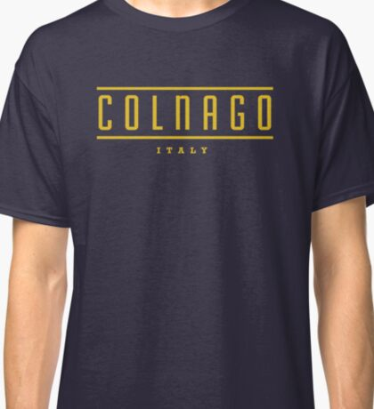 Colnago Racing Bicycles Italy Classic T-Shirt