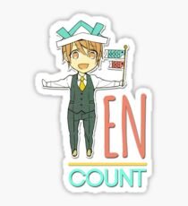 Ten Count - Shirotani Tadaomi Sticker