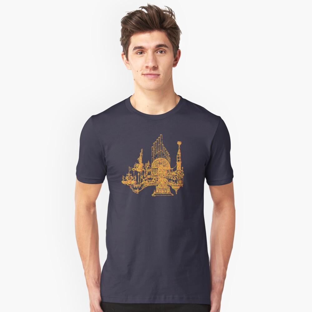 Relics Unisex T-Shirt Front
