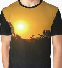 Sunrise, New Norcia Graphic T-Shirt