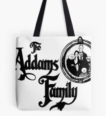 The Addams Family Tote Bag