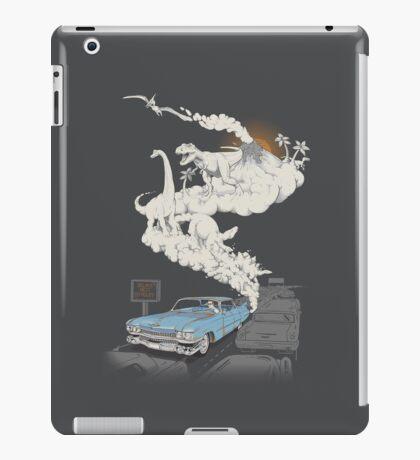 Fossils Refueled iPad Case/Skin