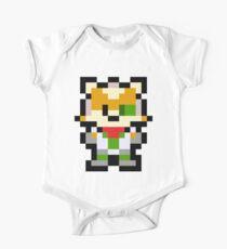 Pixel Fox McCloud Kids Clothes