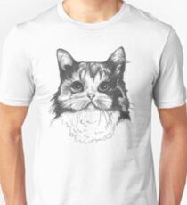 Hey there Kitty Cat!! Unisex T-Shirt