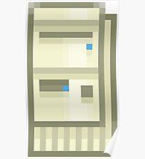 Pixel IBM Aptiva Poster