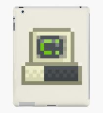 Pixel IBM PC iPad Case/Skin