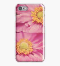 Anemone Diptych iPhone Case/Skin