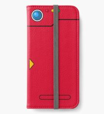 Pokedex iPhone Wallet/Case/Skin