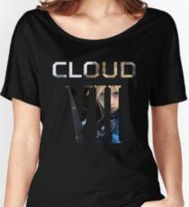 <FINAL FANTASY> Cloud VII Women's Relaxed Fit T-Shirt