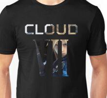 <FINAL FANTASY> Cloud VII Unisex T-Shirt
