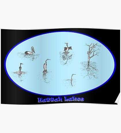 Hattah Lakes Poster
