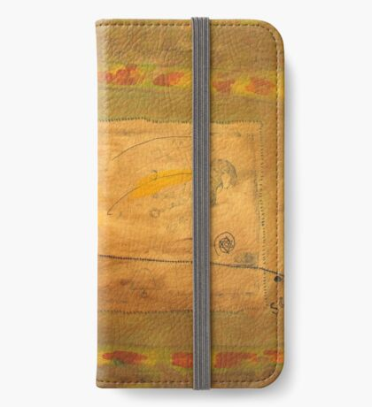Before The Hour of Lights iPhone Wallet