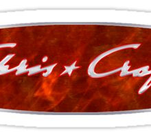 Chris Craft Vintage boats Sticker