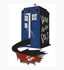 How to train your dragon doctor who photographic prints redbubble how to train your doctor photographic print 660 where no one goes photographic print ccuart Choice Image