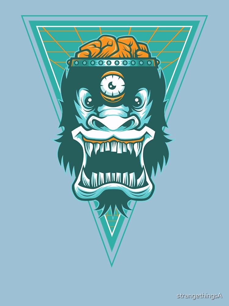 Irradiated Gorilla No. 2 by strangethingsA