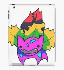 Psychedelvysaur iPad Case/Skin