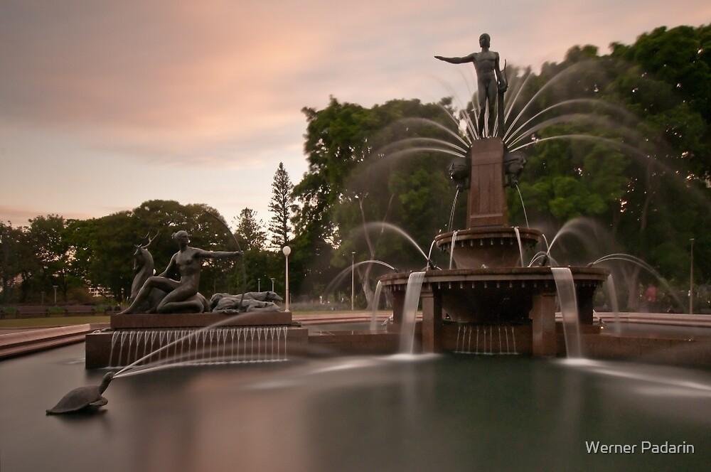Archibald Fountain by Werner Padarin