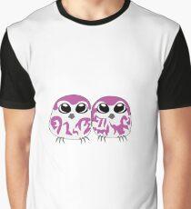 Little Owls Graphic T-Shirt