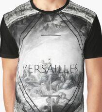Versailles Grafik T-Shirt