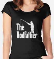 The Rodfather Women's Fitted Scoop T-Shirt
