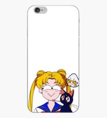 USAGI EXPRESSION 2 iPhone Case