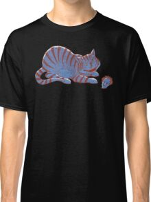 Schroedinger's hairball Classic T-Shirt