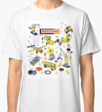 Vintage Meccano UK Classic T-Shirt
