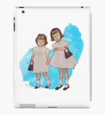 Little secrets iPad Case/Skin