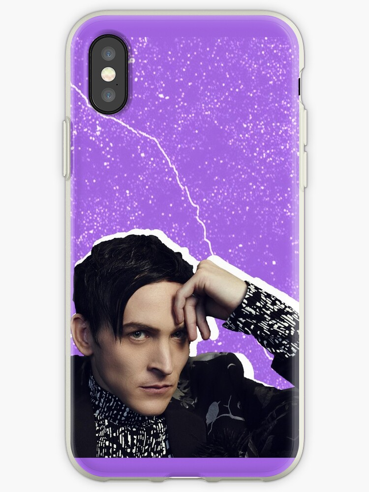 Quot Robin Lord Taylor Purple Quot Iphone Cases Amp Covers By