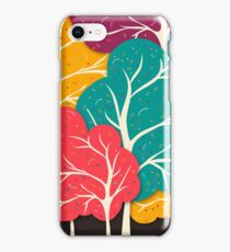 Happy Forest iPhone Case/Skin