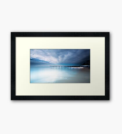 Beach Dreamin' Framed Print