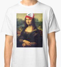 Pokémona Lisa Classic T-Shirt
