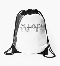 Miasma Gloved Front Drawstring Bag