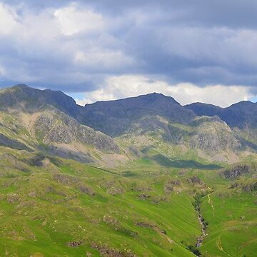 The Lake District: Scafell Range by rob3003
