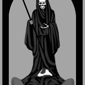 Death Tarot by Liam-Wilson