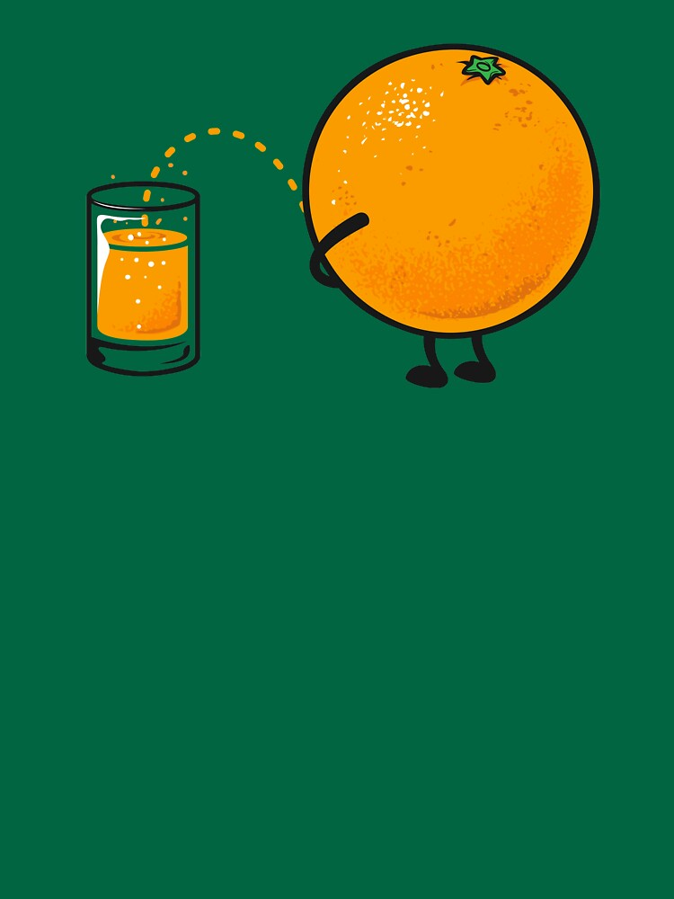Zumo de naranja de artar