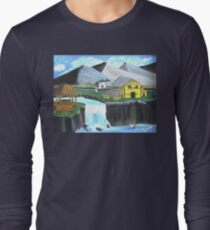 Oko's Sugar Plantation............ Long Sleeve T-Shirt